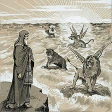 Четыре звери в Даниила 7